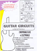 Guitars Curcuits par Kamel Chenaouy