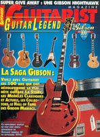 Guitar Legend Gibson