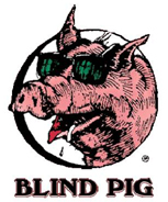 Label Blind Pig