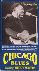 Chicago Blues Starring Muddy Waters